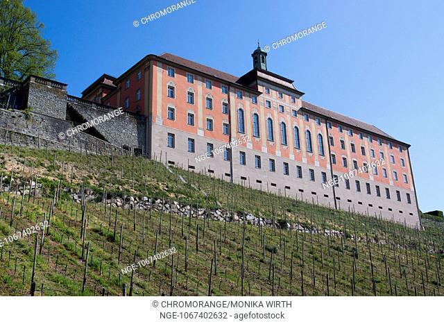 Droste-Hülshoff Secondary School, Meersburg, Lake Constance, Baden-Wuerttemberg, Germany, Europe