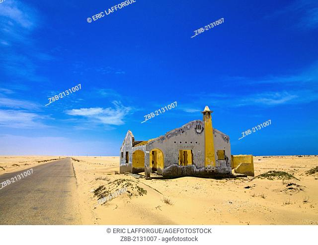 Tombwa (also known as Tombua or Porto Alexandre) is a city of Namibe Province in southern Angola. It has an estimated population of 40,000 inhabitants