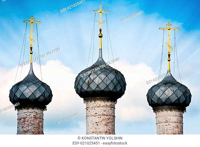 details of church domes