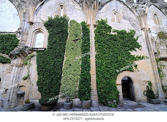 Convent of La Coria.Trujillo.Cáceres province.Extremadura.Spain