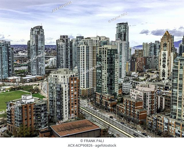 Vancouver highrise Condos
