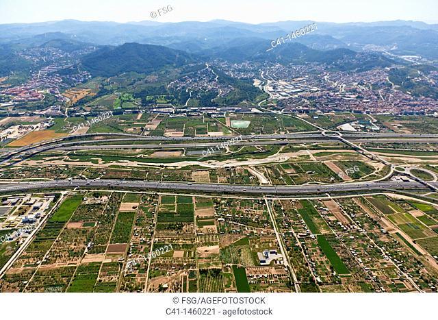 Llobregat corridor  Barcelona, Spain