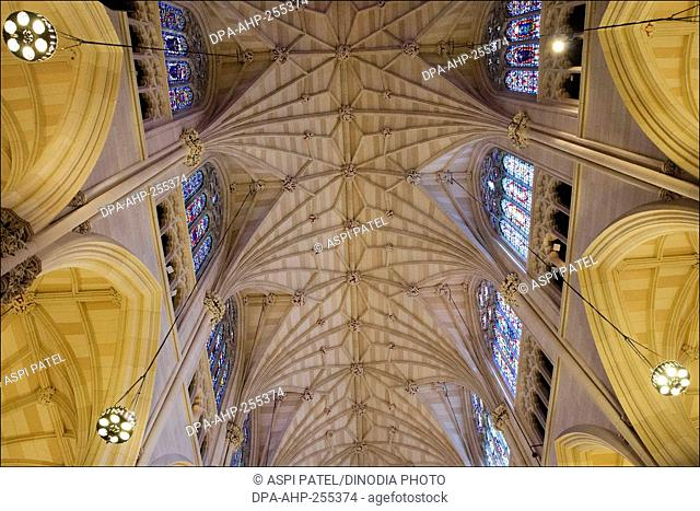 st patrick cathedral, new york, usa