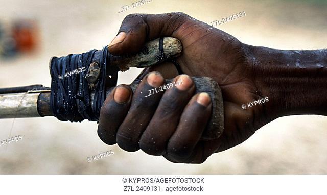 Spear Gun Fishing Weapon. Kenya