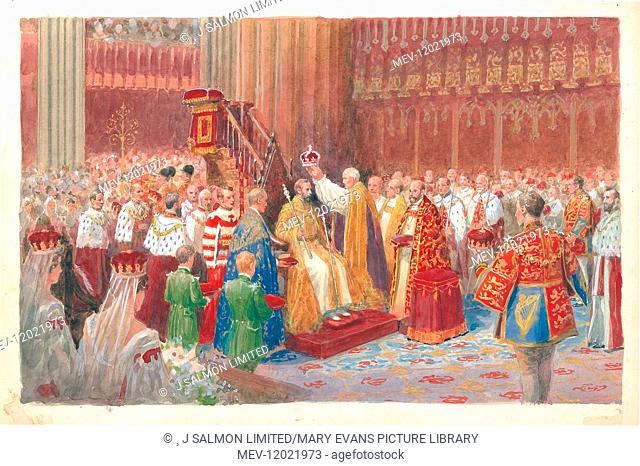 The Coronation of King George V, London Pageantry by Charles Howard