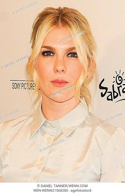 'Magic in the Moonlight' special screening - Arrivals Featuring: Lily Rabe Where: Los Angeles, California, United States When: 21 Jul 2014 Credit: Daniel...