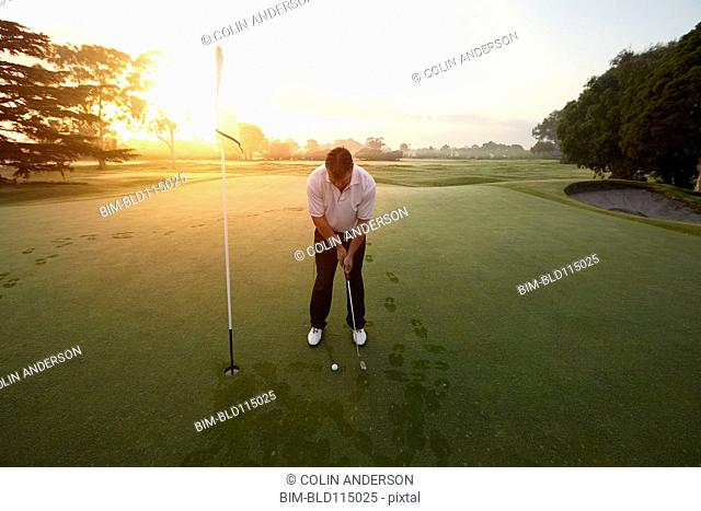 golf course ice stock photos and images age fotostock