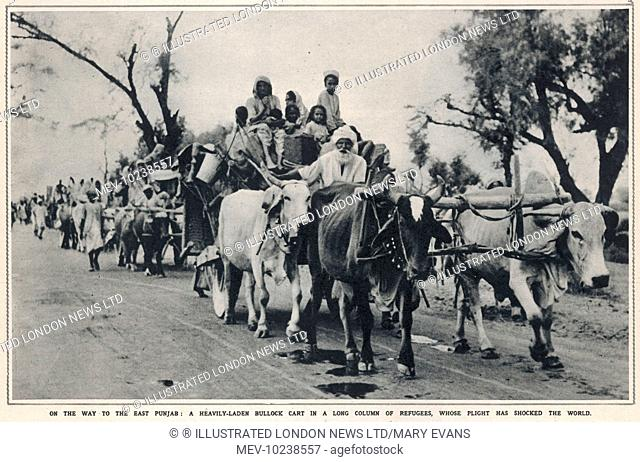 Partition india 1947 Stock Photos and Images | age fotostock