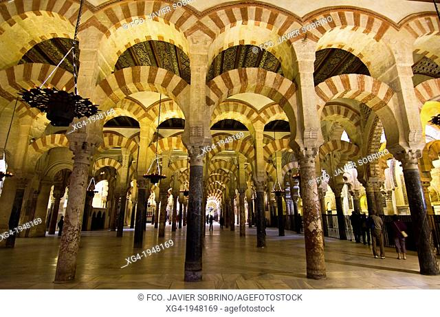 Great Mosque - Cordoba - Andalucia - Spain - Europe