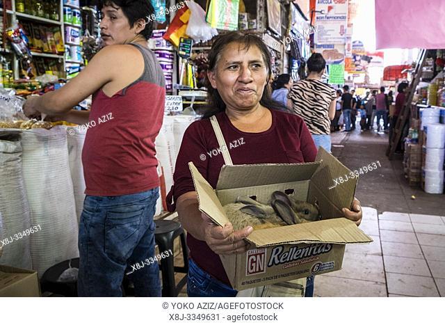 Peru, Ica, daily life