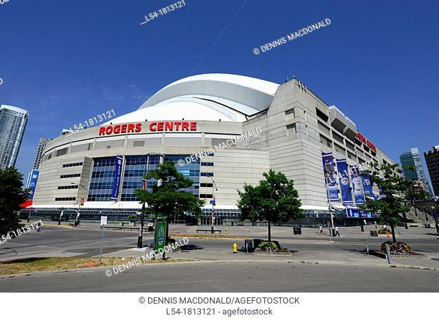 Rogers Center Toronto Ontarion Canada