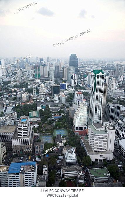 Thailand, Bangkok, cityscape