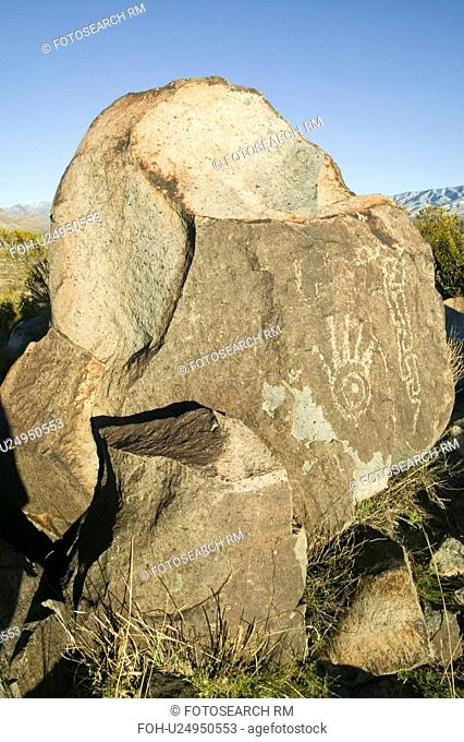 Three Rivers Petroglyph National Site, a (BLM) Bureau of Land Management Site, features more than 21,000 Native American Indian petroglyphs and examples of...