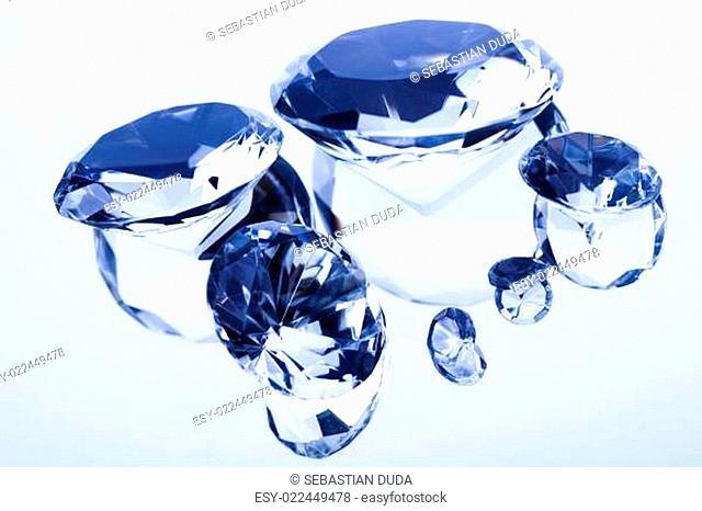 Diamonds, precious gift