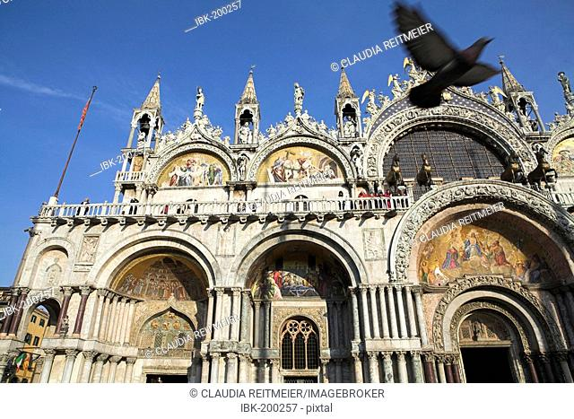 St. Mark's Square, Venice, Italy, Europe