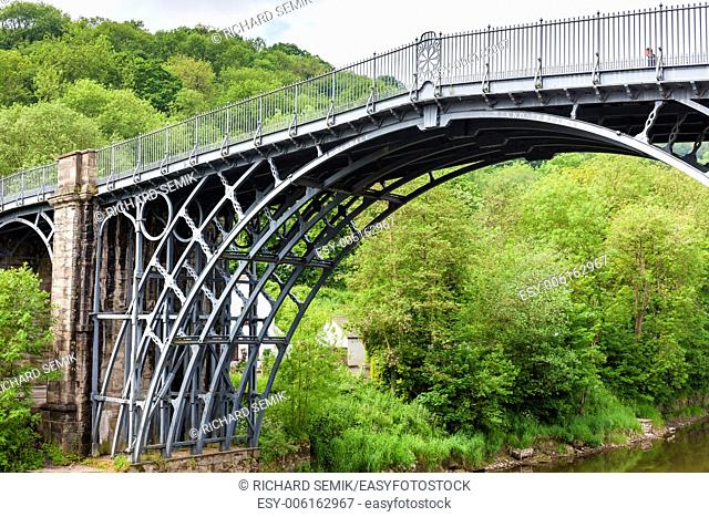 Ironbridge, Shropshire, England
