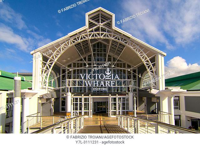 Entrance to the Victoria & Alfred Waterfront, Cape Town, South Africa