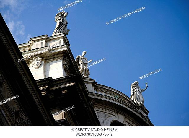 Germany, Bavaria, Munich, Palace of justice
