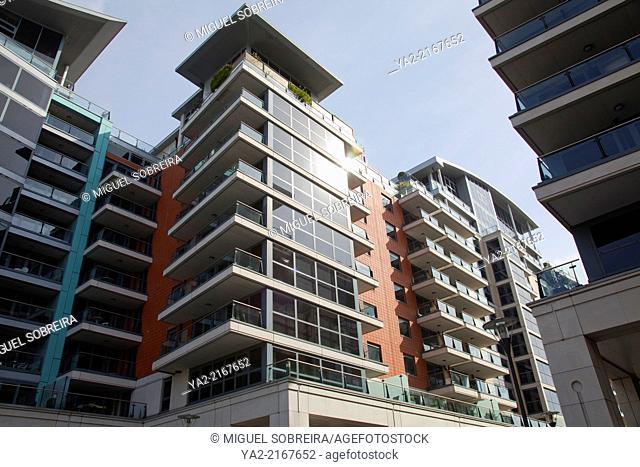 Imperial Wharf Riverside Apartments - London SW6, UK