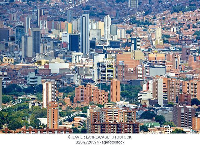 Medellin, Antioquia, Colombia, South America