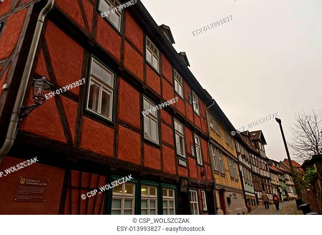 quedlinburg old town unesco