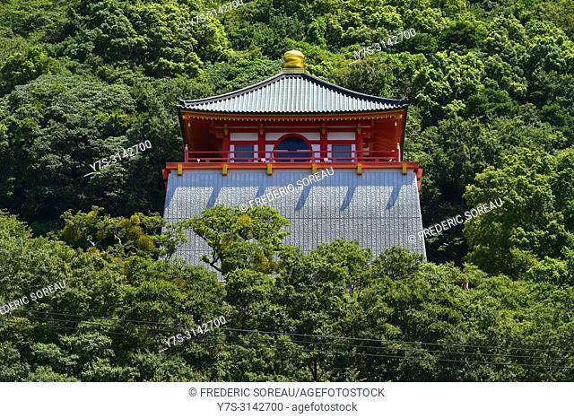 Kimiidera temple,Wakayama,Japan,Asia