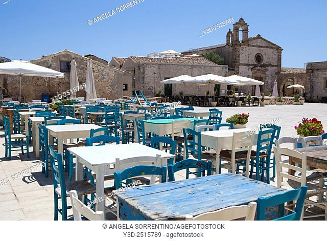 Marzamemi Town, Sicily