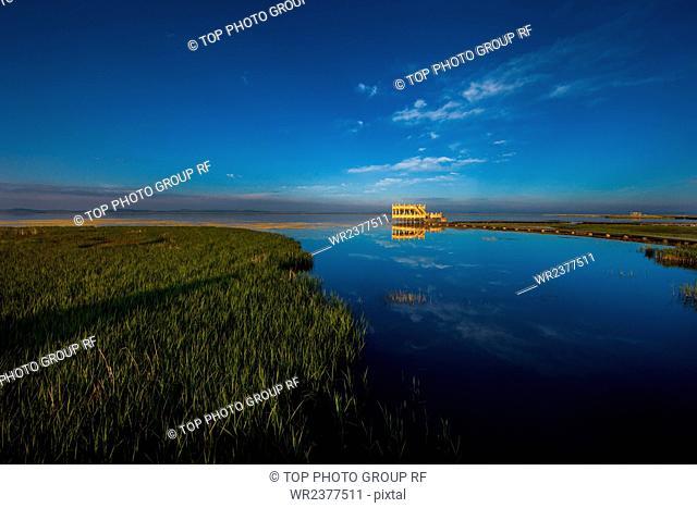 Grassland in Ruoergai County