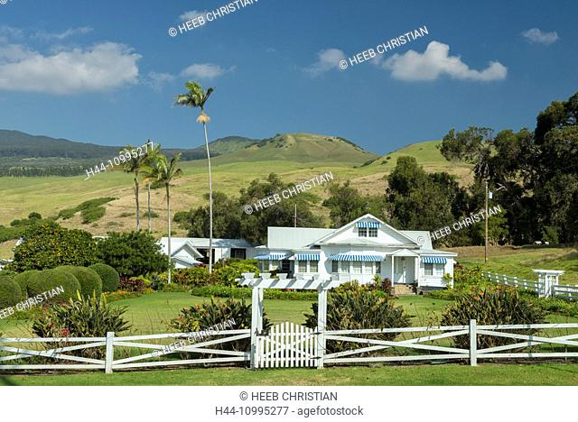 USA, Vereinigte Staaten, Amerika, Hawaii, Big Island, Northern Island, Waimea, Anna Ranch