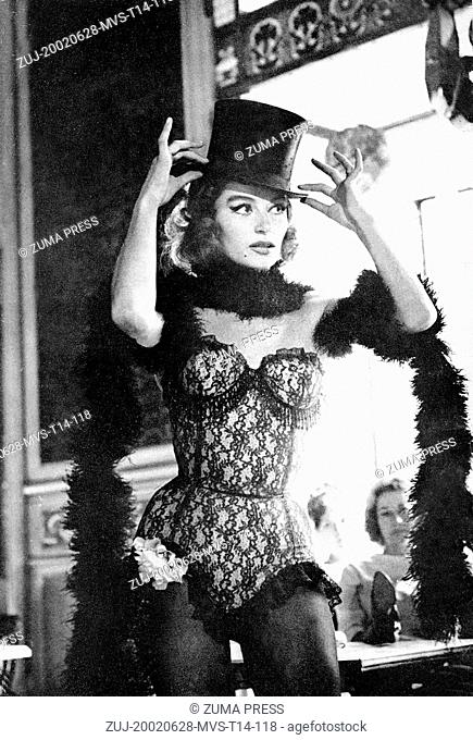 Jun 28, 2002; Hollywood, CA, USA; Scene from 1955 movie 'Lola Montes'. (Credit Image: © Courtesy of HFP-Florida Union/Entertainment Pictures/ZUMAPRESS