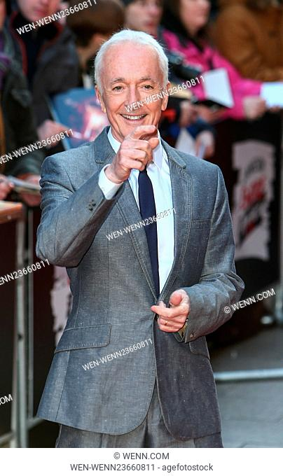 Arrivals for the Jameson Empire Awards 2016 at the Grosvenor House Hotel Featuring: Anthony Daniels Where: London, United Kingdom When: 20 Mar 2016 Credit: WENN