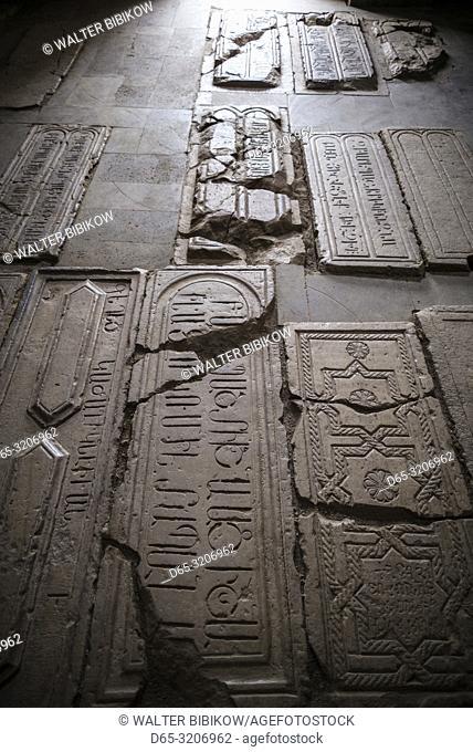 Armenia, Noravank, Noravank Monastery, 12th century, interior, floor