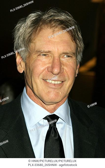 "Harrison Ford 02/05/07 """"45th ICG Publicists Awards"""" @ Beverly Hilton Hotel, Beverly Hills Photo by Ima Kuroda/HNW / PictureLux File Reference # 33680-265HNW"