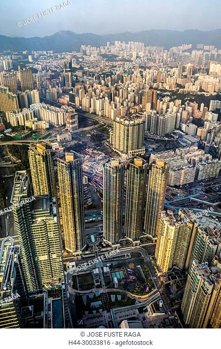 Hong Kong City,, Kowloon District new development