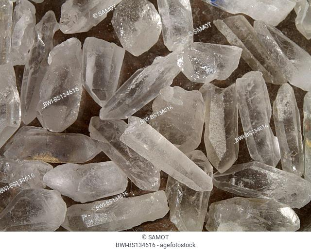 rock crystal, being effective on congestions, optiv nerve, tired eyes, purifying, diet