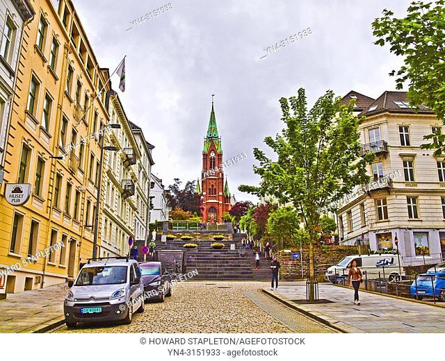 St. John's Church Bergen, Norway