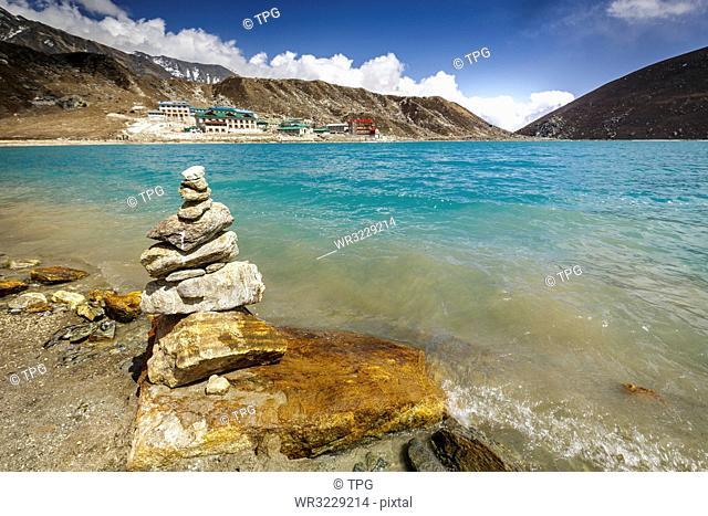 Gokyo;Alpine Lake; Nepal;