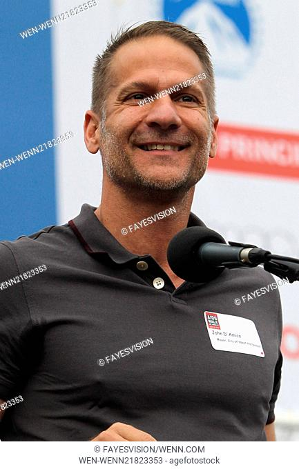 30th annual AIDS Walk Los Angeles Featuring: John D'Amico Where: Pacific Palisades, California, United States When: 12 Oct 2014 Credit: FayesVision/WENN