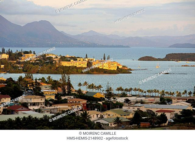 France, New Caledonia, Grande-Terre, Southern Province, Noumea, Sainte Marie Bay