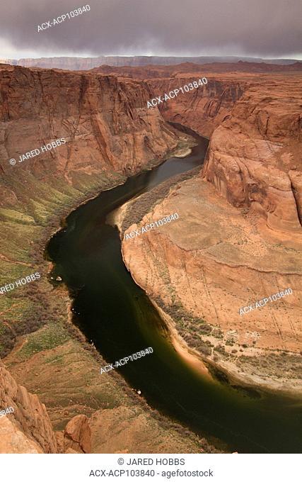 Horseshoe Bend, Canyonlands, Arizona, USA