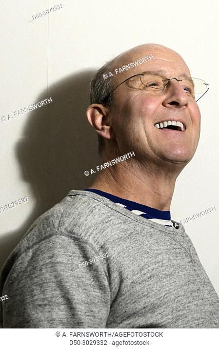 Portrait. Middle aged man