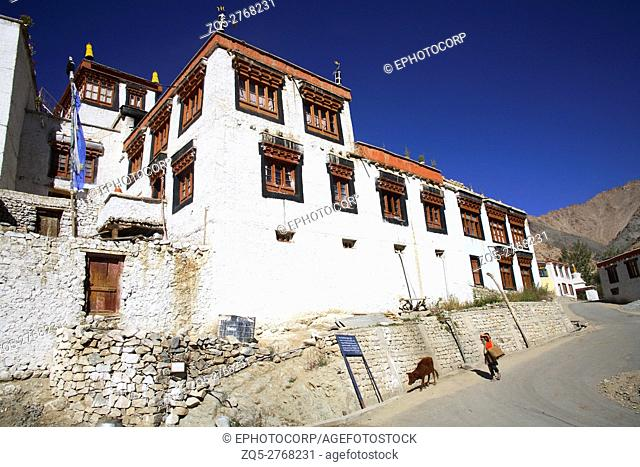 Shey Gompa, Ladakh, Jammu and Kashmir, India