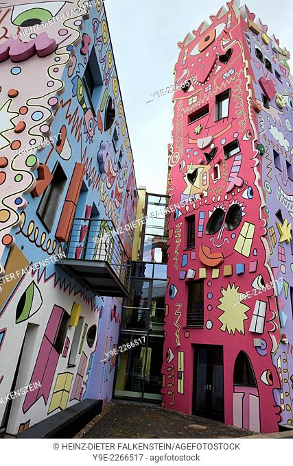 Happy RIZZI House, Brunswick, Lower Saxony, Germany, Europe
