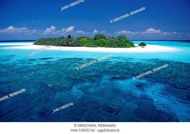10855742, Maldives, Indian Ocean, Meemu Atoll, isl