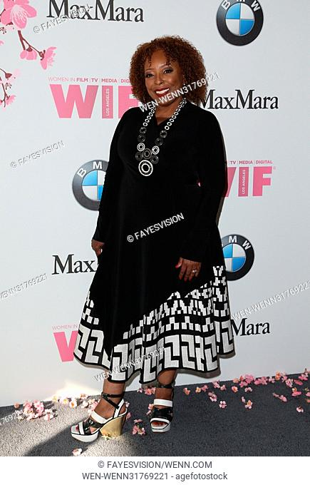 Women In Film 2017 Crystal + Lucy Awards® presented by Max Mara and BMW Featuring: L. Scott Caldwell Where: Beverly Hills, California
