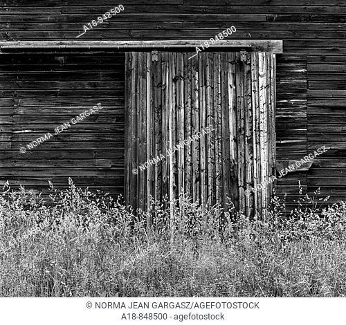 Barn, Wakeman, Ohio, USA