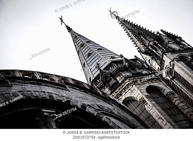 Lourdes, High Pyrenees, France