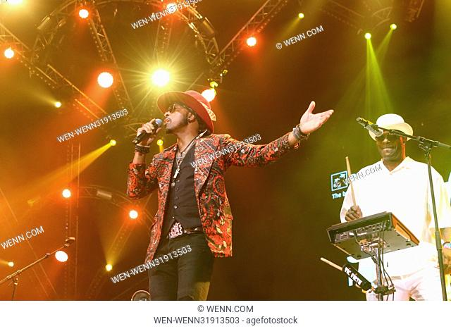 North Sea Jazz Festival 2017 - Performances Featuring: New Power Generation Where: Bloemendaal, Netherlands When: 09 Jul 2017 Credit: WENN.com