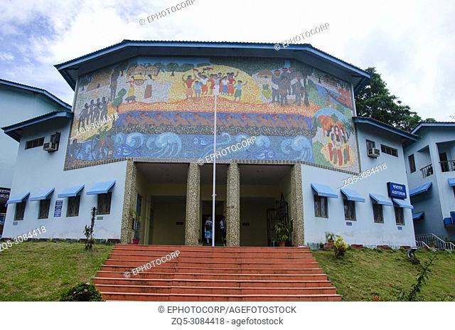 Zonal Anthropological Museum, Port Blair, Andaman and Nicobar Island, India