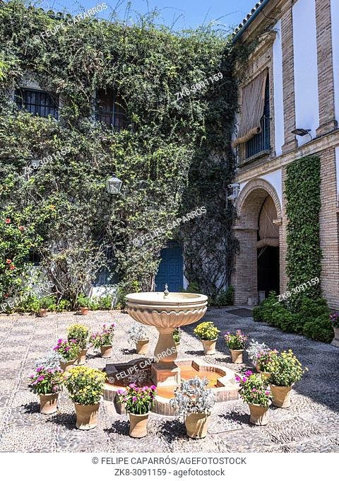 The palace of Viana's Marquesses is a palace - museum of the city, earlier known as Palace of the Grills of Don Gome, placed in the quarter of Santa Marina